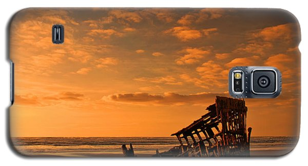 Sunset Galaxy S5 Case - Final Resting Place by Dan Mihai