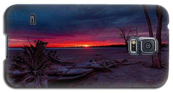 Final Sunset Galaxy S5 Case