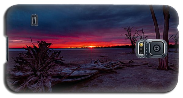 Final Sunset Galaxy S5 Case