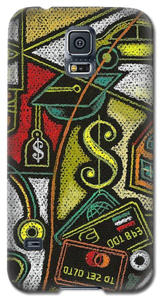 Finance And Medical Career Galaxy S5 Case by Leon Zernitsky