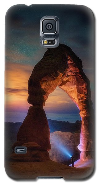 Finding Heaven Galaxy S5 Case by Darren White