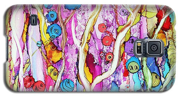 Galaxy S5 Case featuring the painting Finding Nemo by Suzanne Canner