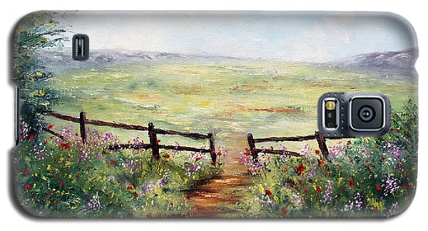 Finding Pasture Galaxy S5 Case