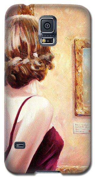 Fine Art Gallery Opening Night Galaxy S5 Case