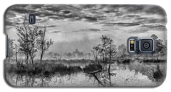 Fine Art Jersey Pines Landscape Galaxy S5 Case