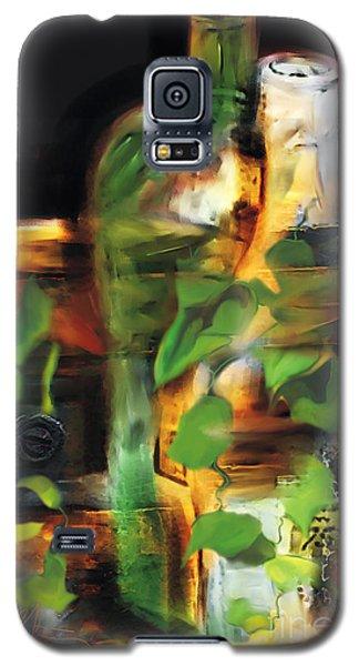 Fine Wine Galaxy S5 Case
