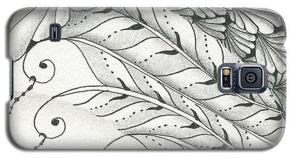 Finery Galaxy S5 Case by Jan Steinle