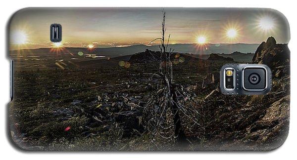 Finger Mountain Solstice Galaxy S5 Case