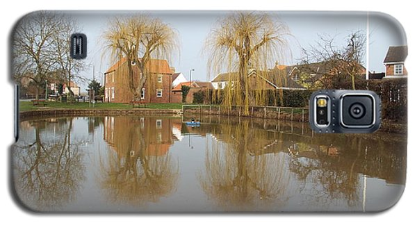 Finningley Pond Galaxy S5 Case