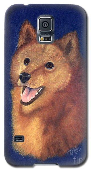 Finnish Spitz Galaxy S5 Case by Terri Mills