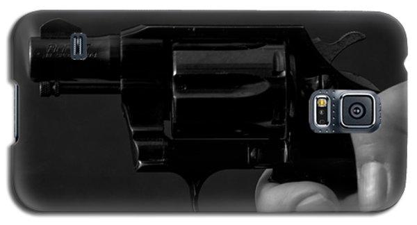 Fire 11x14 Galaxy S5 Case