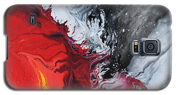 Fire And Ice Galaxy S5 Case