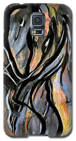 Fire And Stone Galaxy S5 Case