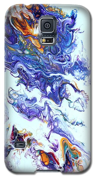 Fire Ball Galaxy S5 Case
