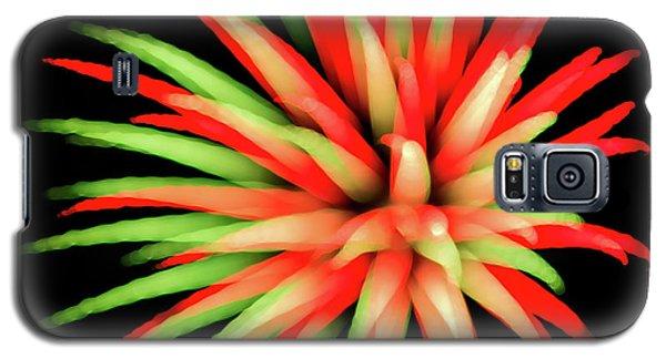 Fire Burst Galaxy S5 Case