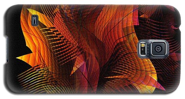 Fire Dance Galaxy S5 Case