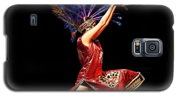 Fire Dancer Galaxy S5 Case