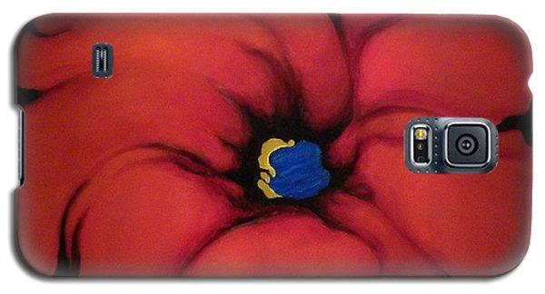 Fire Flower Galaxy S5 Case