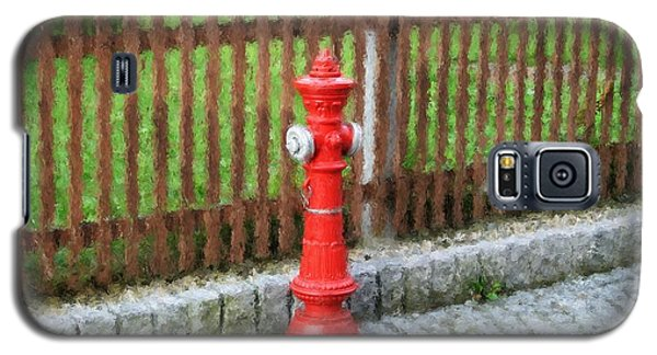 Fire Hydrant Galaxy S5 Case