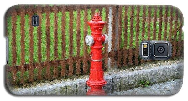 Fire Hydrant Galaxy S5 Case
