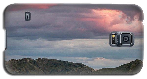 Glow In Clouds Galaxy S5 Case