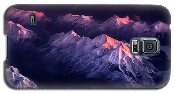 Fire In Ice Galaxy S5 Case