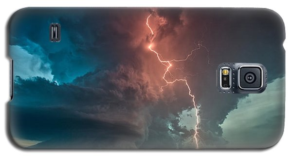 Fire In The Sky. Galaxy S5 Case