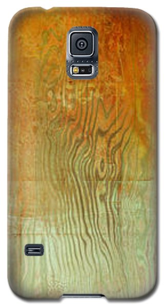 Fire On The Mountain - Abstract Art Galaxy S5 Case