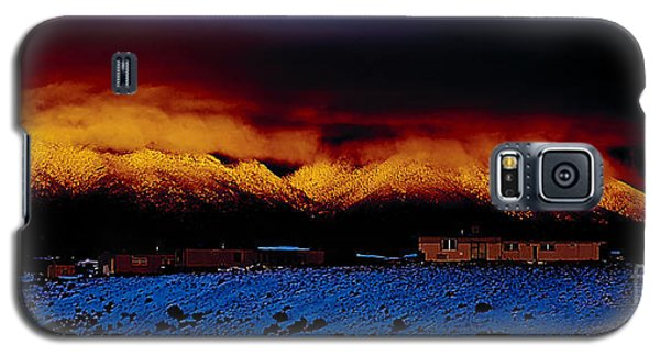 Fire On The Mountain  Galaxy S5 Case