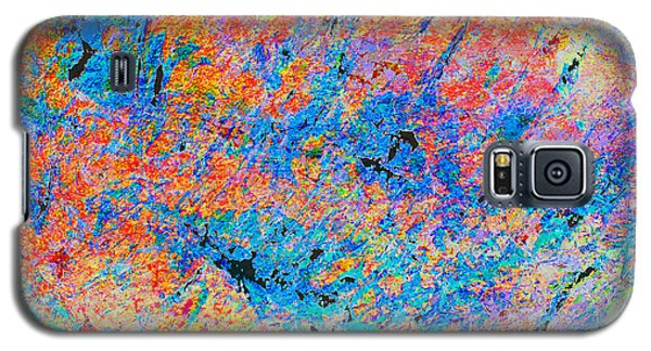 Fire Opal Galaxy S5 Case