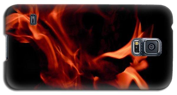 Fire Petals Galaxy S5 Case