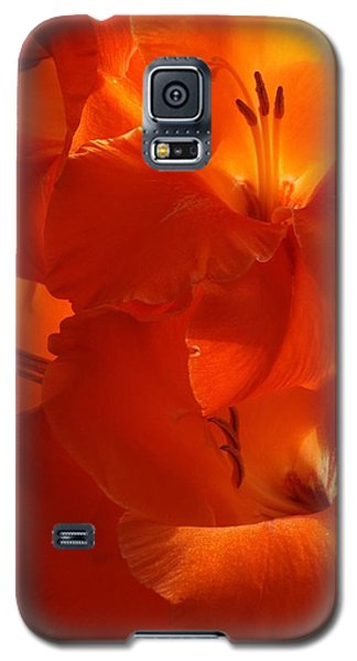 Fire Whispers Galaxy S5 Case