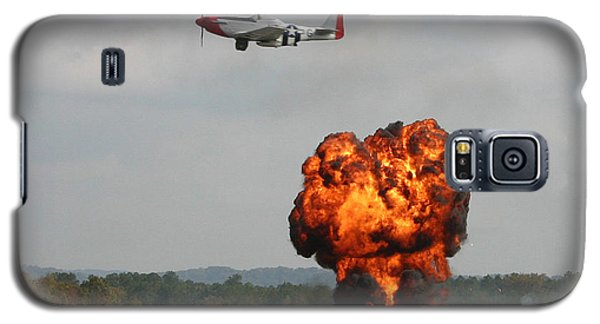 Fireball Galaxy S5 Case