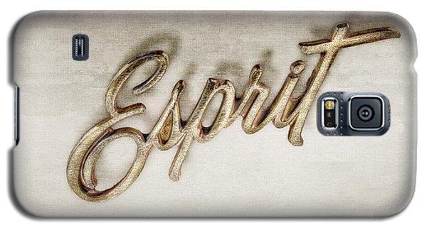 Firebird Esprit Chrome Emblem Galaxy S5 Case