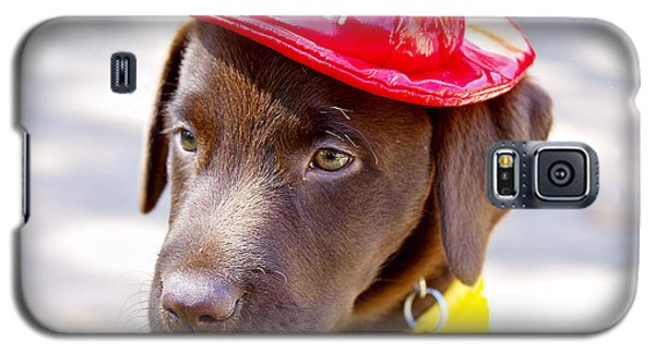 Firefighter Pup Galaxy S5 Case