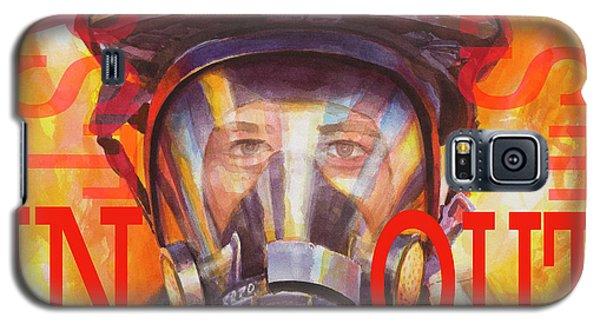 Firefighter Galaxy S5 Case