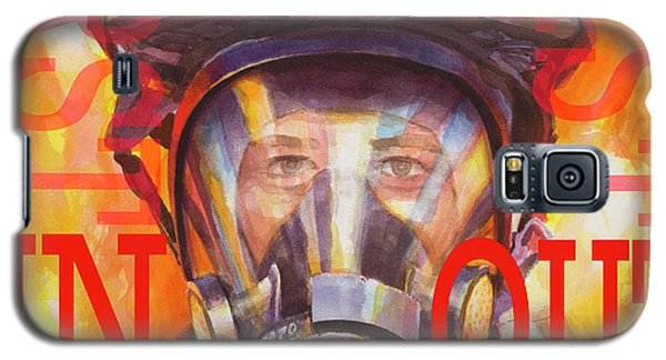Firefighter Galaxy S5 Case