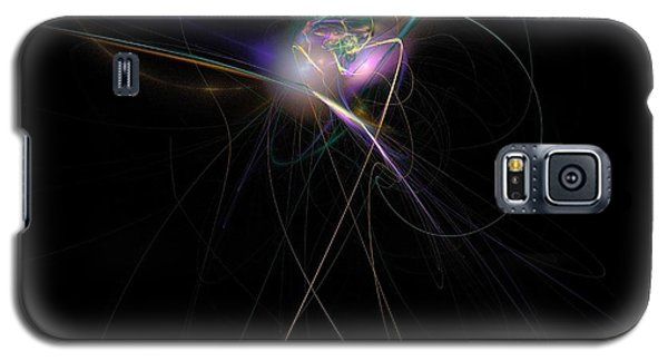 Firefly Scribble  Galaxy S5 Case by Elizabeth McTaggart