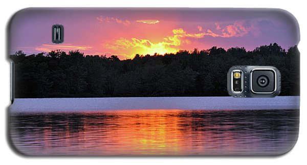Galaxy S5 Case featuring the photograph Sunsets by Glenn Gordon