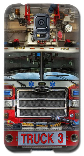 Fireman - Fire Engine Galaxy S5 Case