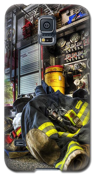 Firemen Always Ready For Duty - Fire Station - Union New Jersey Galaxy S5 Case