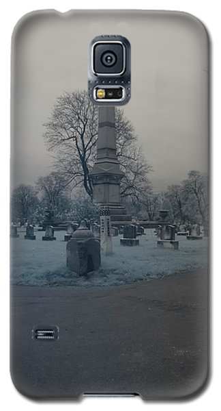 Galaxy S5 Case featuring the photograph Firemens Grove by Joshua House