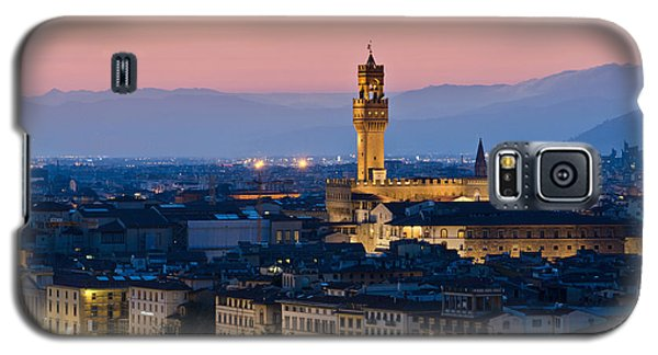 Firenze At Sunset Galaxy S5 Case