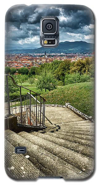 Firenze From The Boboli Gardens Galaxy S5 Case