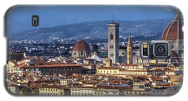 Galaxy S5 Case featuring the photograph Firenze by Sonny Marcyan