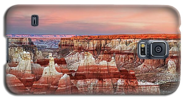 Fire's Crater On Earth Galaxy S5 Case