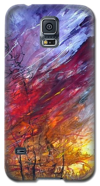 Firescape Galaxy S5 Case
