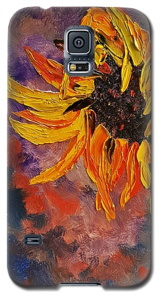 Firespace Flower  27 Galaxy S5 Case