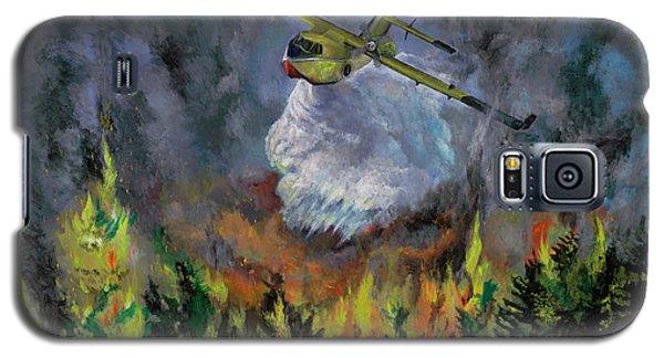 Firestorm Galaxy S5 Case