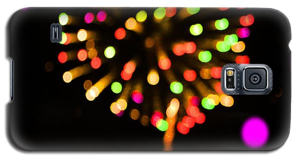 Firework Galaxy S5 Case